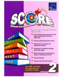 Singapore Asian Publication Primary Level Score Workbook 2 New - English