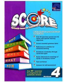 Singapore Asian Publication Primary Level Score Workbook 4 New - English