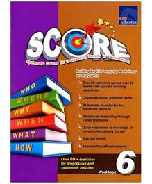 Singapore Asian Publication Primary Level Score Workbook 6 New - English