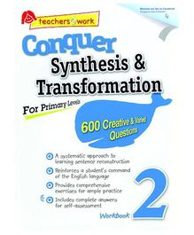 Singapore Asian Publication Conquer Synthesis And Transformation For Primary 2 - English
