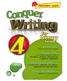 Singapore Asian Publication Conquer Creative Writing For Primary Levels 4 - English