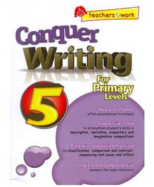 Singapore Asian Publication Conquer Creative Writing For Primary Levels 5 - English