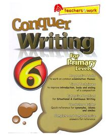 Singapore Asian Publication Conquer Creative Writing For Primary Levels 6 - English