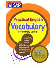 Singapore Asian Publication Practical English Vocabulary For Primary Levels