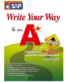Singapore Asian Publication Write Your Way To An A Beginner - English