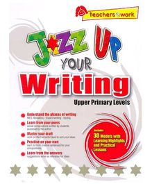 Singapore Asian Publication Jazz Up Your Writing Upper Primary levels - English