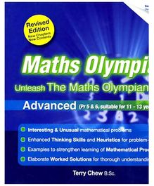 Singapore Asian Publication Maths Olympiad Advanced Revised Edition - English