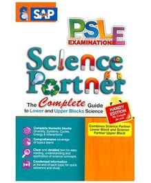 Singapore Asian Publication PSLE Science Partner - English