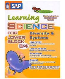 Singapore Asian Publication Learning Science For Lower Block 3 - 4 Diversity And Systems English