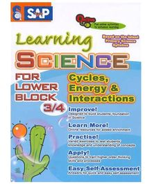 Singapore Asian Publication Learning Science For Lower Block 3 - 4 Cycles Energy And Interactions - English