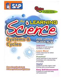 Singapore Asian Publication Learning Science For Upper Block 5 - 6 Systems And Cycles English