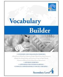 Singapore Asian Publication Vocabulary Builder 4 - English