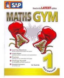 Singapore Asian Publication Maths Gym Secondary 1 - English