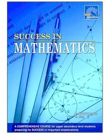 Singapore Asian Publication Success In Mathematics For Upper Secondary New - English