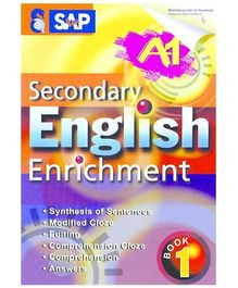 Singapore Asian Publications Secondary English Enrichment Book 1