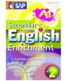 Singapore Asian Publications Secondary English Enrichment Book  2