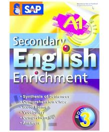 Singapore Asian Publications Secondary English Enrichment Book  3