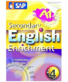 Singapore Asian Publications Secondary English Enrichment Book  4