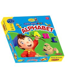 Sterling Learn With Noddy Alphabet - 2 Games In 1