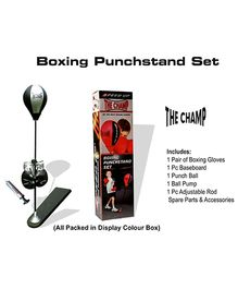 Speed Up Punch Stand Boxing Combo Set - Size 1