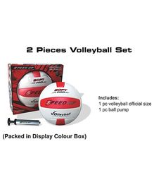 Speed Up 2 Piece Volleyball Set