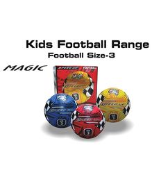Speed Up Magic Football Size 3 - 1 Piece (Color May Vary)
