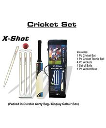 Speed Up X Shot Cricket Set