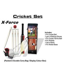 Speed Up X Force Cricket Set