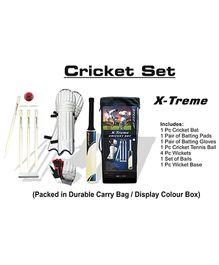 Speed Up X-treme Cricket Set