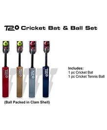 Speed Up T-20 Cricket Bat And Ball Set - Size 6
