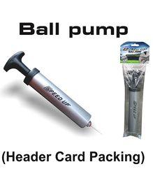 Speed Up Ball Pump