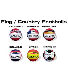 Speed Up Multi Flag Kick Off Football - Size 5