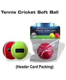 Speed Up Tennis Cricket Soft Ball