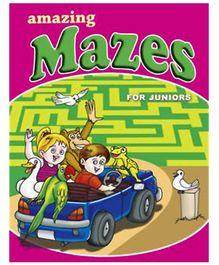 Shree Book Centre Amazing Mazes For Juniors