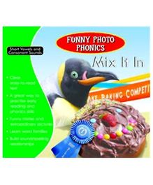 Shree Book Centre Funny Photo Phonics Mix It In - English