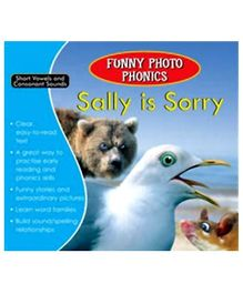 Shree Book Centre Funny Photo Phonics Sally Is Sorry - English