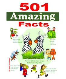 Shree Book Centre 501 Amazing Facts - English
