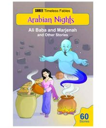 Shree Book Centre Arabian Nights Ali Baba And Marjenah And Other Stories - English