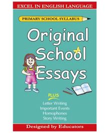 Shree Book Centre Original School Essays - English