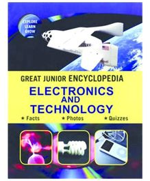 Shree Book Centre Great Junior Encyclopedia Electronics And Technology - English