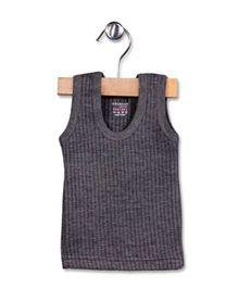 Bodycare Thermal Vest - Dark Gray