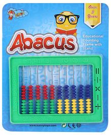 Sunny Abacus with Stand