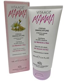 Bottega Di Lungavita Age Mamma Stretch Mark Cream - 100 ml