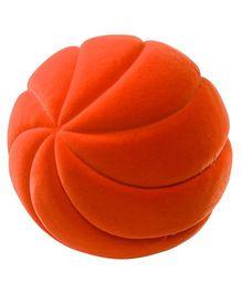 Rubbabu Natural Rubber Foam Red Swirl 2 Ball