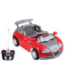 Fab N Funky Class RC Ride On Car - Red