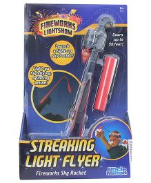 Uncle Milton Streaking Light Flyer - Red