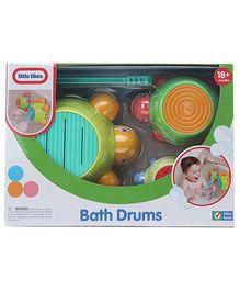 Little Tikes Bath Drums - 18 Months Plus
