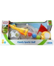 Little Tikes Clearly Sports Golf - 9 X 9 X 21 Inch
