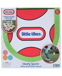Little Tikes Clearly Sports Bases Pitchers Mound - 2 Years Plus