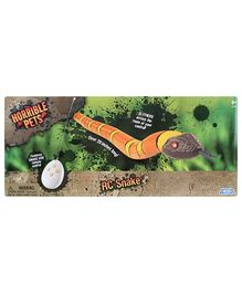 Uncle Milton Horrible Pets Remote Controlled Snake - 6 Years Plus